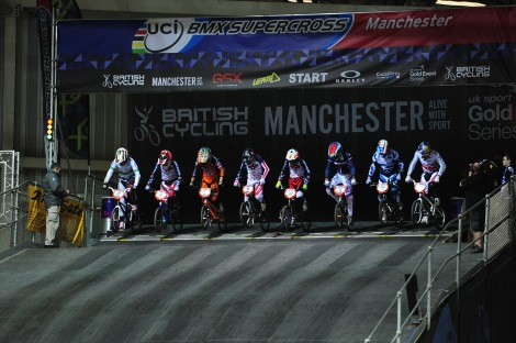 2013 UCI BMX Supercross World Cup