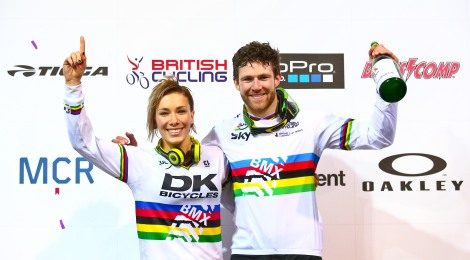 2014 UCI BMX Supercross World Cup