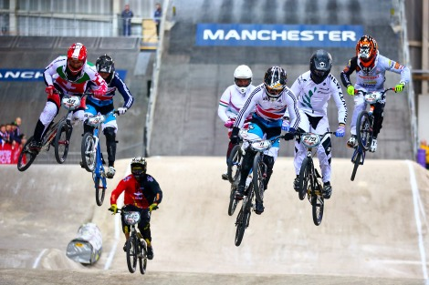 2014 UCI BMX Supercross World Cup Manchester
