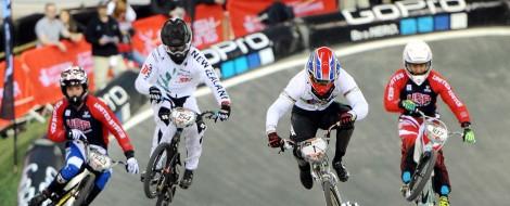 UCI BMX Supercross Manchester Christmas