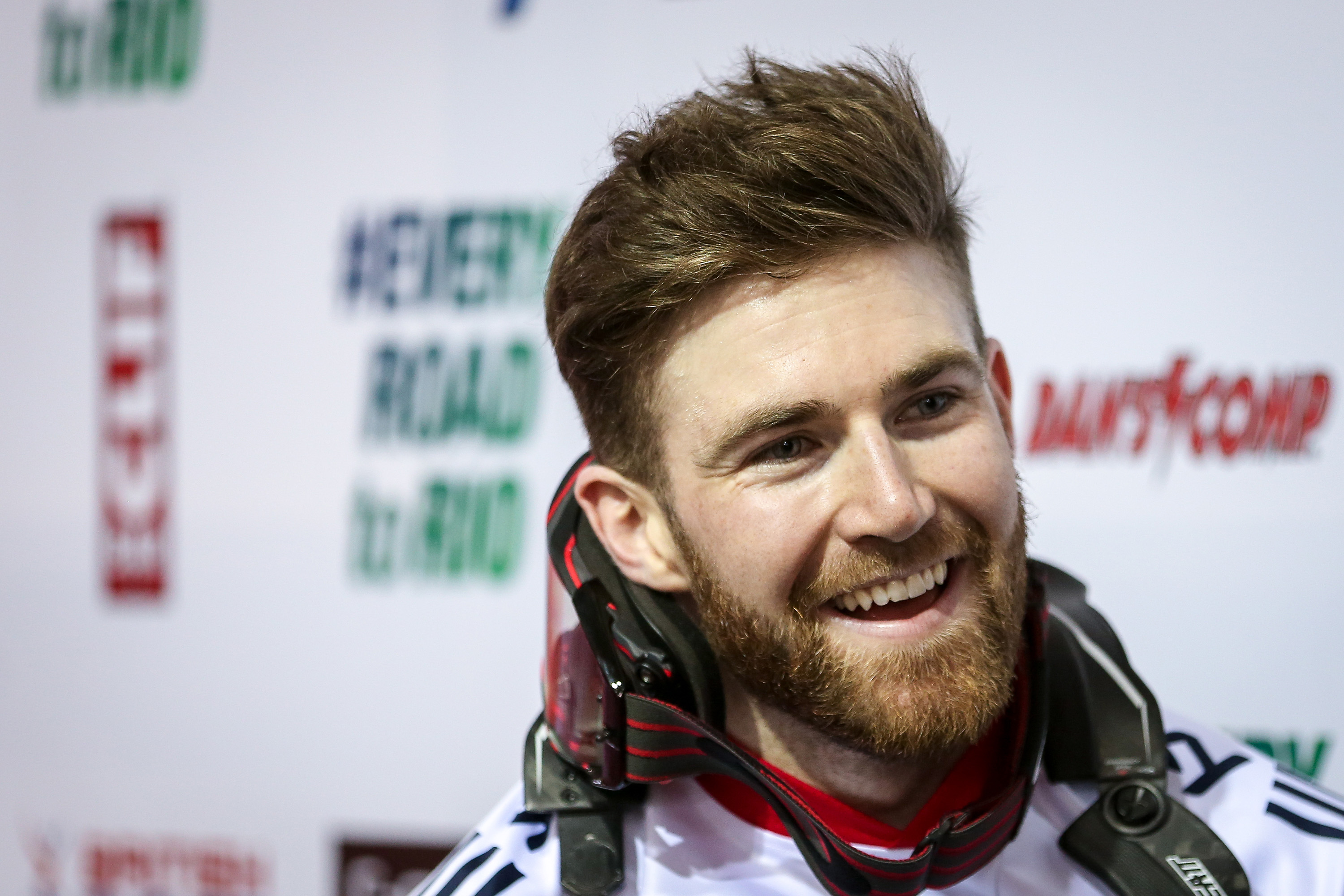Liam Phillips brought it home for Great Britain, winning the opening round of the 2015 UCI BMX Supercross World Cup series at Manchester's National Cycling ... - 5m3a9007