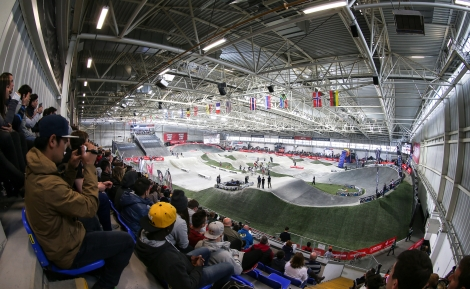 2016 UCI BMX Supercross World Cup